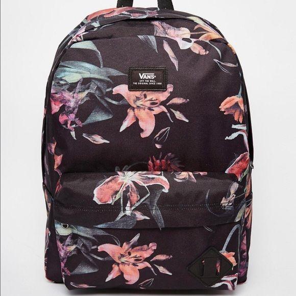 Vans backpack old skool Brand new Vans Bags Backpacks