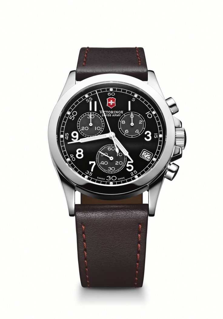 Infantry Chrono Watch - Victorinox (Swiss Army)
