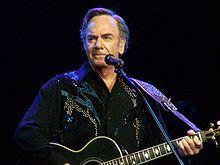 Neil Diamond born 1941 is an American singer-songwriter with a career spanning over five decades from the 1960s until the present.