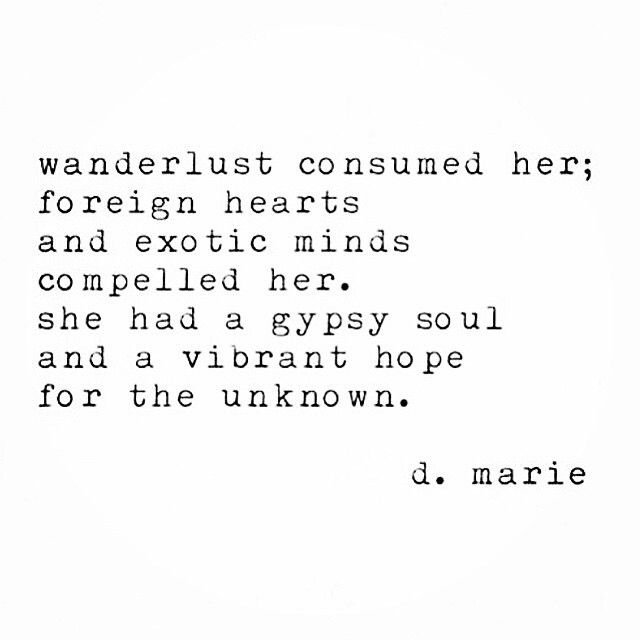 gypsy soul quote - Google Search