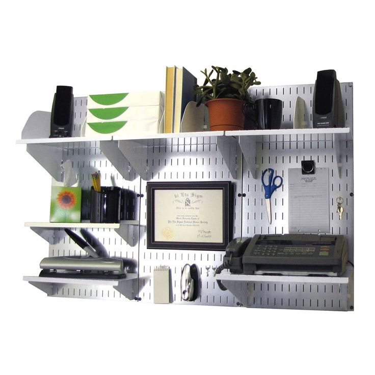 Wall Storage Office: 17 Best Images About Home: Office: Products On Pinterest