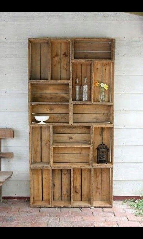 Garden closet
