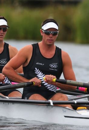 Rowing/Olympic rower Robbie Manson comes out...