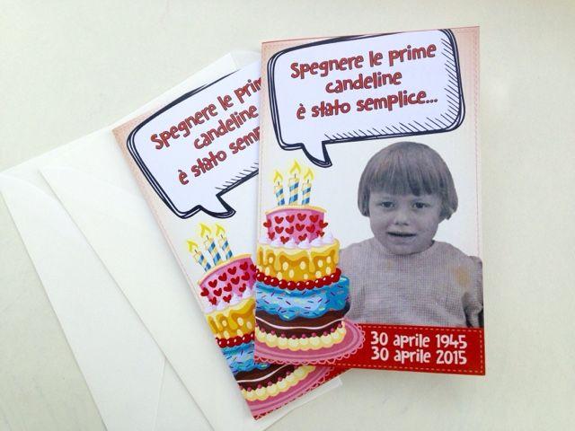 Marta Paper Design: Invito per festa a sorpresa!