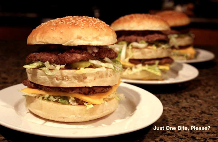 "Having a ""Big Mac"" was a special treat as a kid and yesterday I decided to make my own from scratch. My very first job in the ""world of cooking"" was at McDonald's as a…"