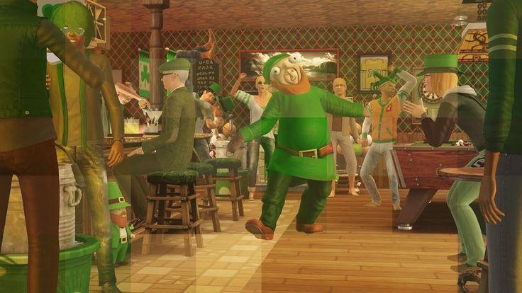 #Comemore: Feliz Dia de São Patrício   Por @João Pinheiro. Vamos todos colocar as roupas verdes e descer o arco-íris em busca do duende e do pote de ouro!! Brincadeiras a parte, hoje é o Dia de São Patrício, padroeiro da Irlanda, país de onde vem a tradição citada acima... Saiba mais desse dia! http://curiosocia.blogspot.com.br/2014/03/feliz-dia-de-sao-patricio.html