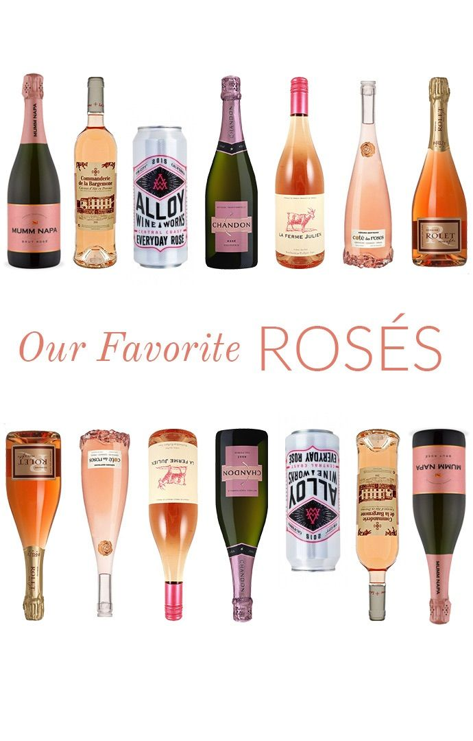 The Best Rosé's To Sip This Summer
