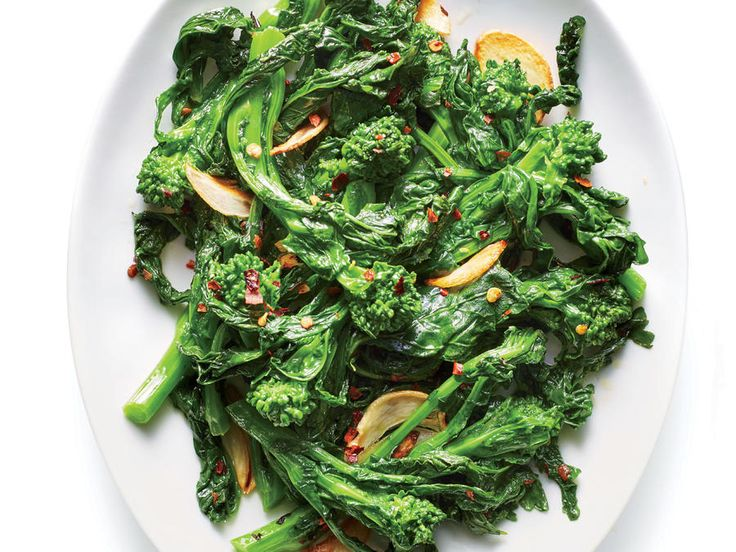 how to cook rapini broccoli rabe