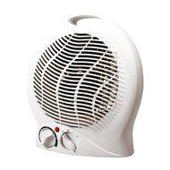 Ventilatorkachel met thermostaat