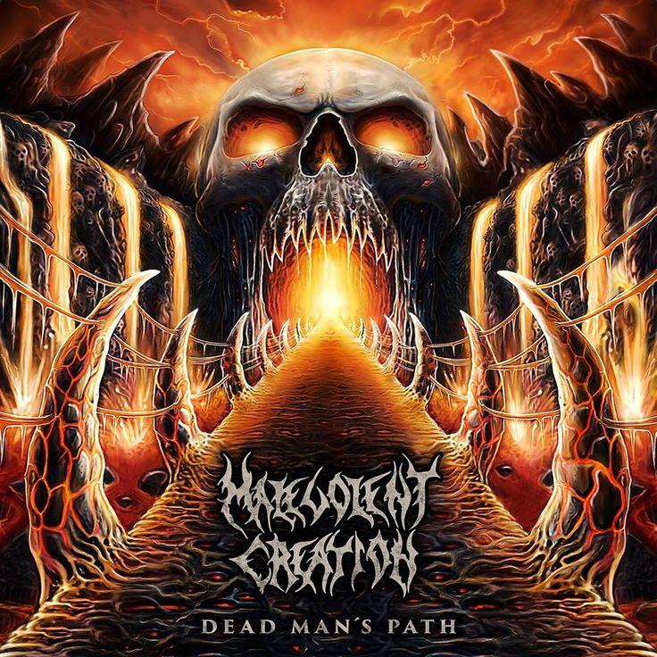 Malevolent Creation - Dead Man's Path