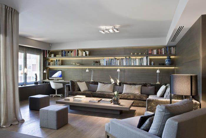 White&Grey Memories: Pis de luxe a Barcelona