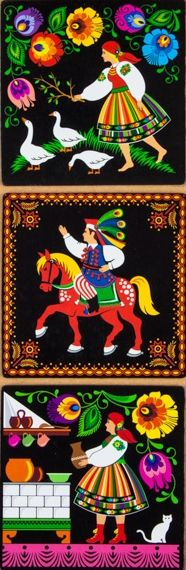 Polish Folk Art.....<3