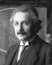 A parer mio, la scelta di vita vegetariana, anche solo per i suoi effetti fisici sul temperamento umano, avrebbe un'influenza estremamente benefica sulla maggior parte dell'umanità. (Albert Einstein)