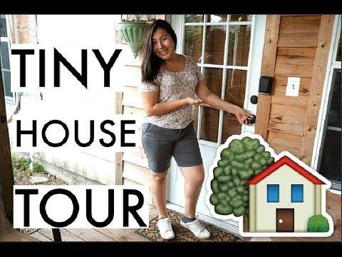NUESTRO NUEVO HOGAR EN UN TINY HOUSE? NUEVA CASA? Viviendo en USA😬🇺🇸