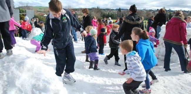 Winterfest Taupo Winter Activities