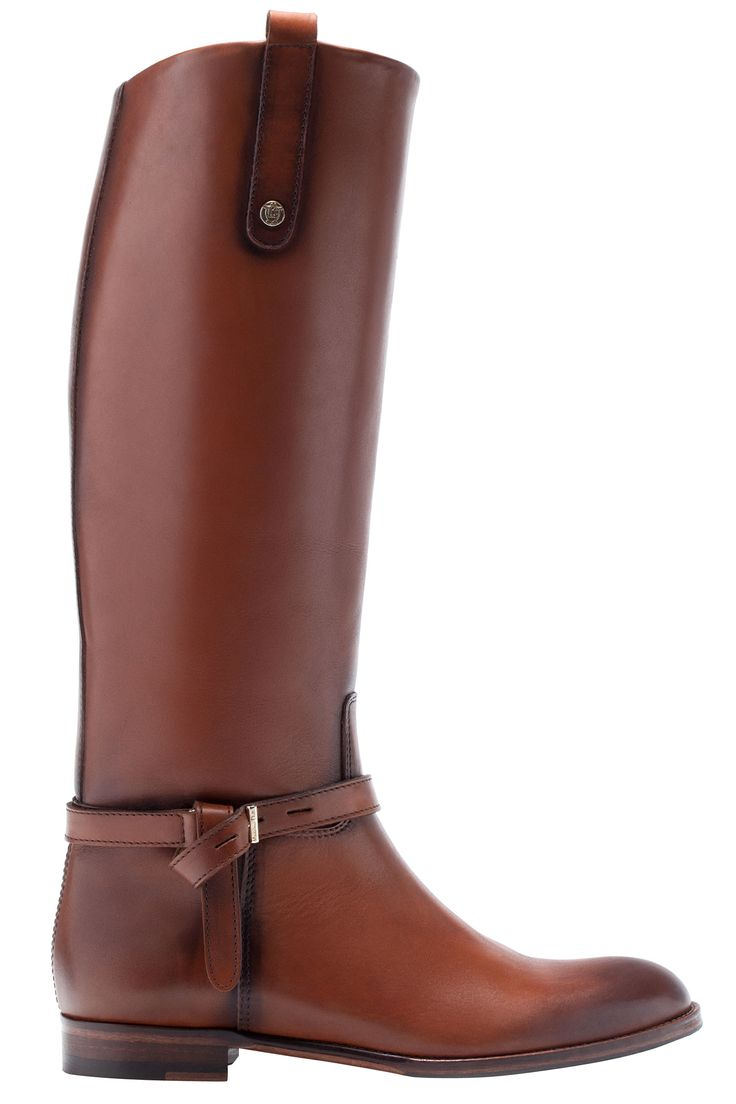 This modern take on a classic will take you from the city to the country and back again. Massimo Dutti boots, $280, massimodutti.com.   - HarpersBAZAAR.com