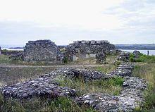 Ruinen des römischen Drobeta
