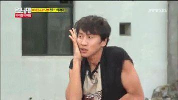 lee kwang soo dancing