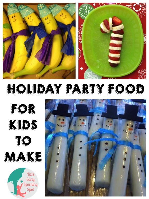 Let your little ones help prepare for their party. They'll love it!