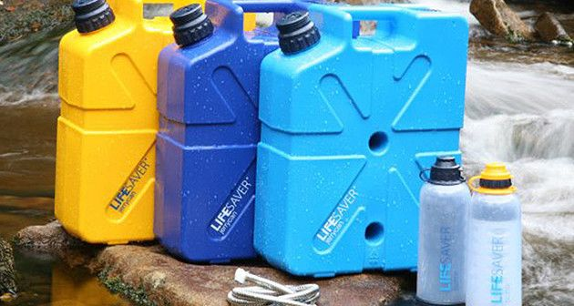 Lifesaver Jerrycan Review