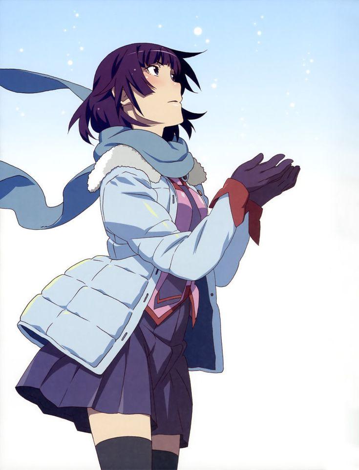 watanabe akio,Senjougahara Hitagi,Bakemonogatari,Nisemonogatari, Nekomonogatari, Kizumonogatari, Monogatari, Monogatari Series, Monogatari (Series), Hanamonogatari ,Anime,аниме