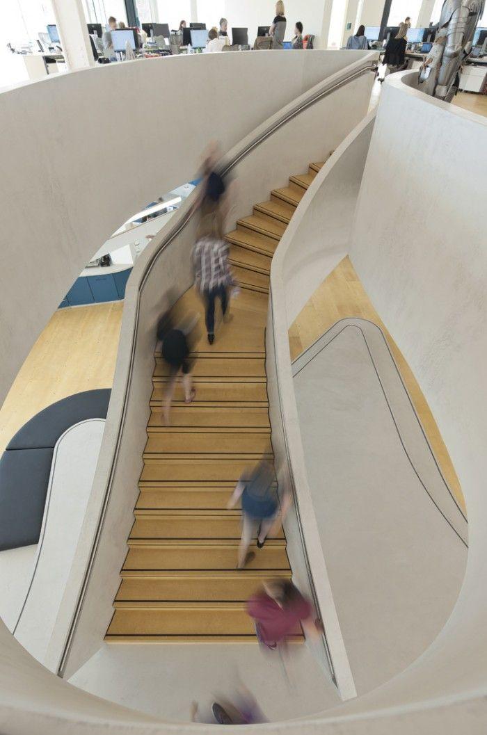 modern office interior design uktv. Office Tour: UKTV \u2013 London Offices. Interior DesignOffice Modern Design Uktv T
