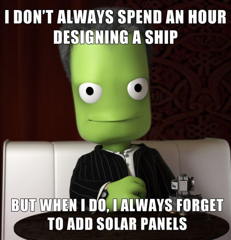 Via Reddit user mushroomwig - Kerbal Space Program Fun