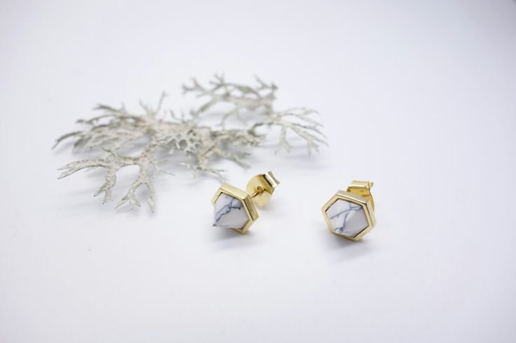 Valentin's day - jewellery by GISÈL B - Marble  Http://giselb.com