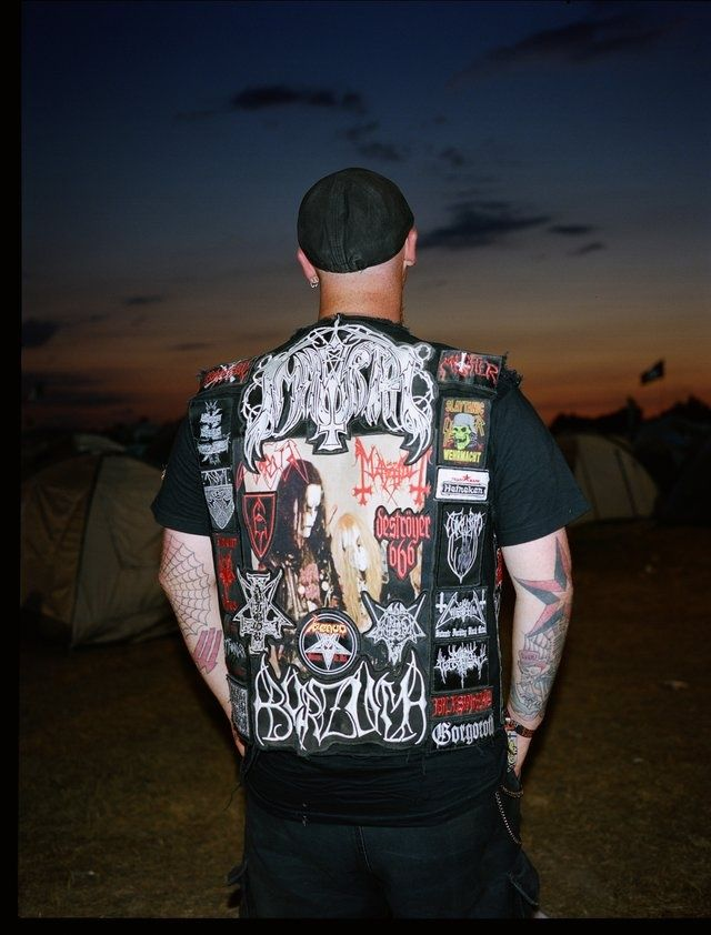 The Patch Collections of Hellfest 2014   NOISEY