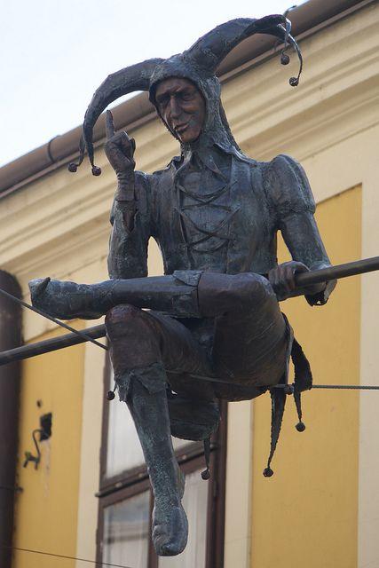 Székesfehérvár in Hungary