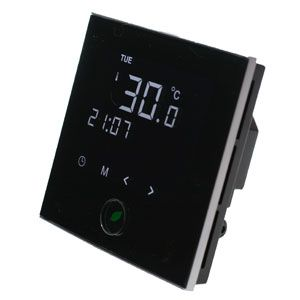 Energy-saving-motion-sensor-programmable-thermostat