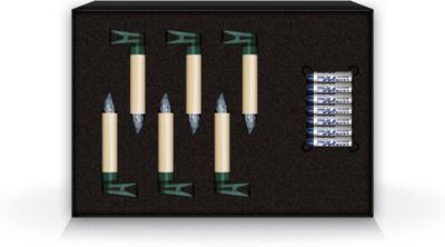 Krinner Lumix Classic Mini 12er Kerzen-Basis-Set Elfenbein Jetzt bestellen unter: https://moebel.ladendirekt.de/dekoration/kerzen-und-kerzenstaender/kerzen/?uid=78cb3afb-33f9-5ce5-a186-ed19d80c7950&utm_source=pinterest&utm_medium=pin&utm_campaign=boards #kerzen #heim #kerzenstaender #dekoration
