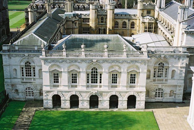 The Old Schools, University of Cambridge | The Old Schools, University of Cambridge 2009. The site of the excavation to mark the University's 800th anniversary