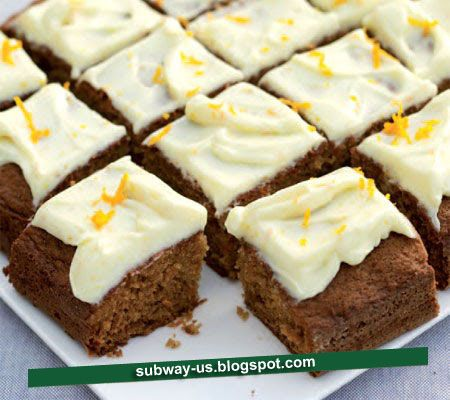 spiced-carrot-and-orange-cake-recipe | Cool Desserts | Pinterest
