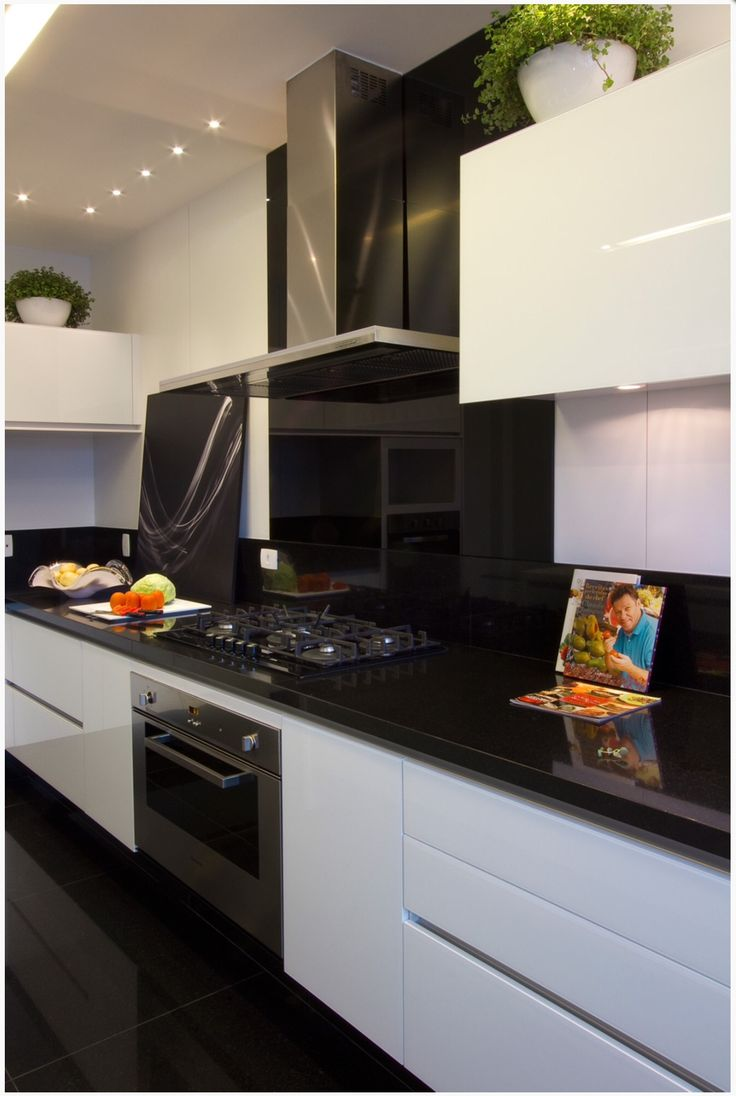 Cocina moderna deco casas pinterest for Cocina moderna gastronomia
