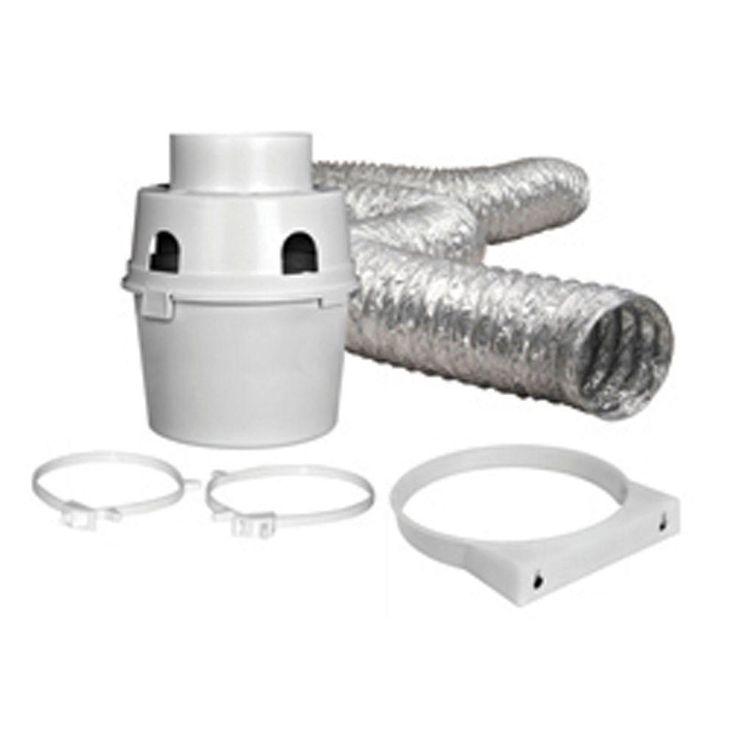 Dundas Jafine ProFlex Indoor Dryer Vent Kit