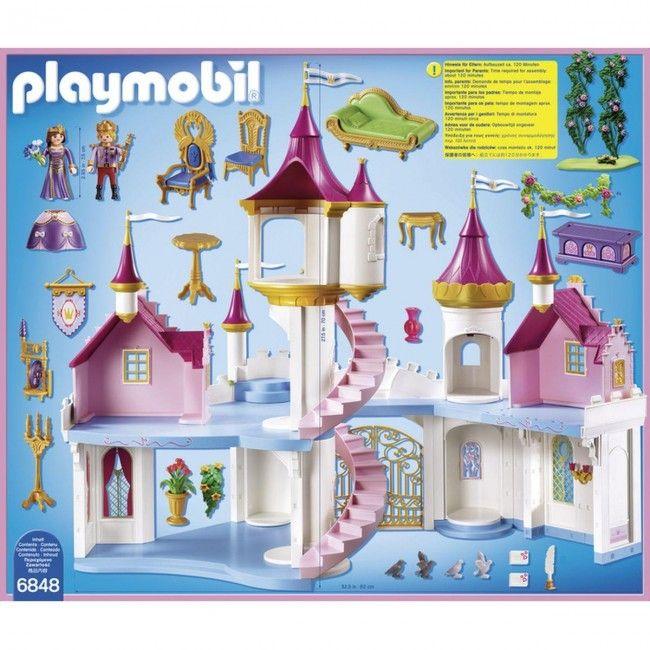 Playmobil Princesses Grand château de princesse - Castello | Jeux et Jouets