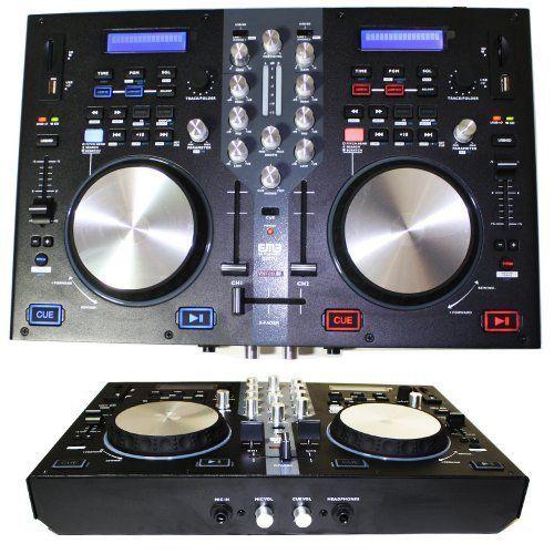 EMB – DJX7U – NEW Professional DUAL USB/SD/MP3 Mixer DJ Scratch Midi Controller! Virtual DJ Software included!  http://www.instrumentssale.com/emb-djx7u-new-professional-dual-usbsdmp3-mixer-dj-scratch-midi-controller-virtual-dj-software-included-2/