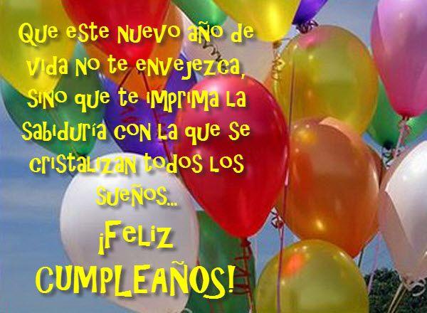 Feliz Aniversario Tia Espanol: 17 Best Images About Feliz Cumpleanos On Pinterest
