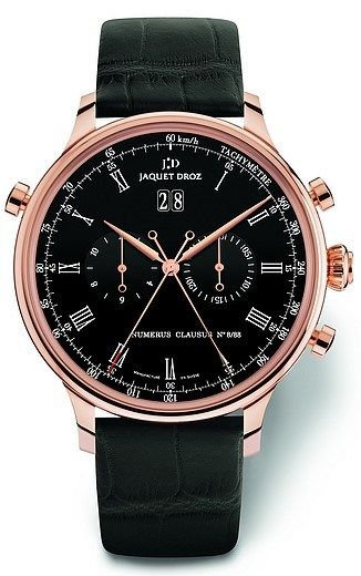 Jaquet Droz Watches Have Become A Synonym For Great Quality In The Present Times When