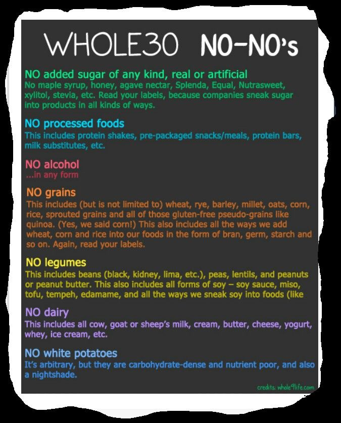 Isagenix Ok Food List