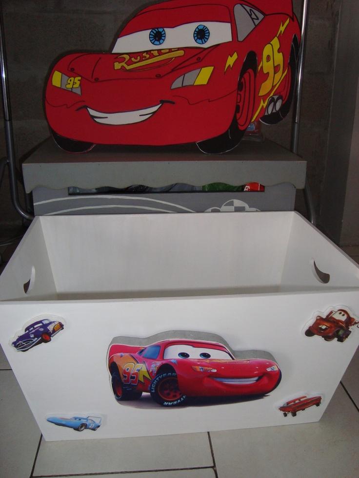 Caja para depositar regalos