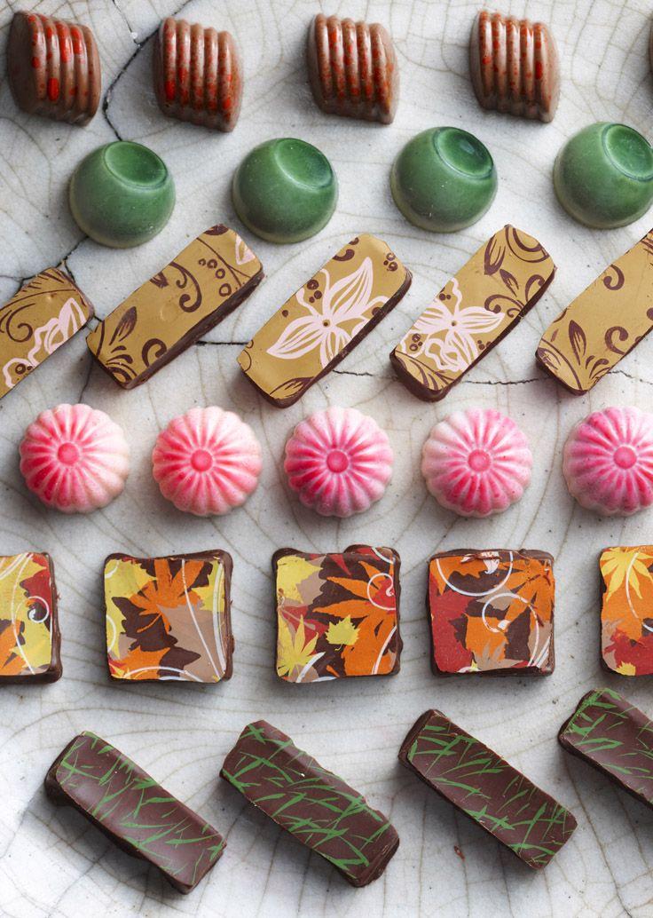 Lindt - Mouldings and Fillings #lindt #lindtstudio #lindtchocolate