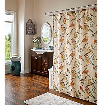 m.style™ Chirp Shower Curtain