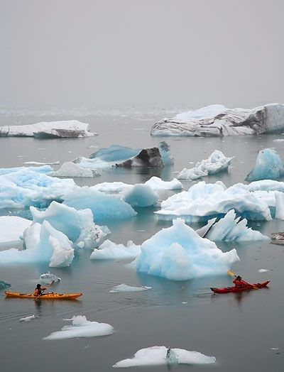 glaciar Grey , patagonia , Chile