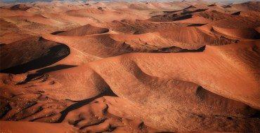 Африка: пустыня Намиб / Путешествия / Моя Планета