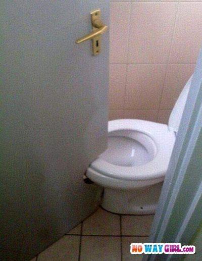 Bathroom Fail - NoWayGirl