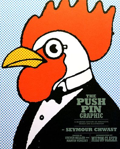 Seymour Chwast    As a designer, illustrator and art director Seymour Chwast has gained international recognition for his contribution to the fields of advertising and design, been awarded the AIGA medal and has been inducted into the Art Directors Club Hall of fame.