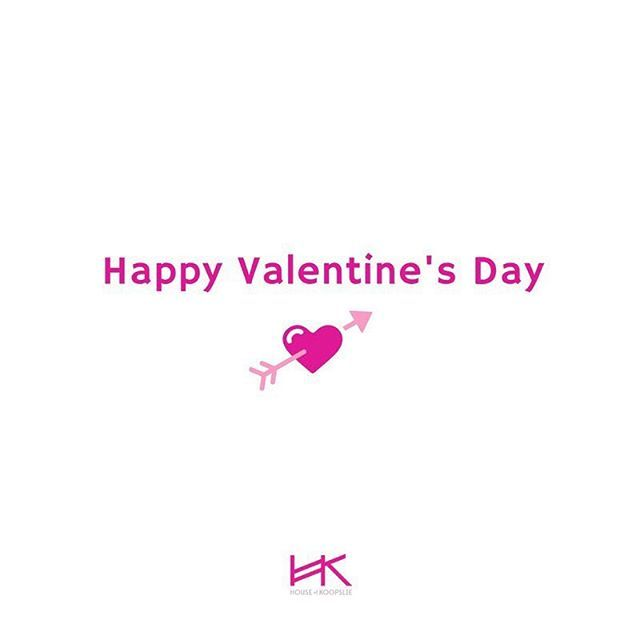 Sending our favourite ladies some love on love day! Happy Valentines - and GALentines - Day!