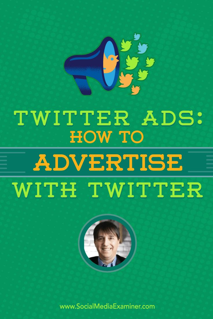 Are you curious about Twitter ads?  Want to discover the benefits of Twitter advertising?  To explore what you need to know to get started with Twitter ads, Michael Stelzner interviews Neal Schaffer (@nealschaffer). Via @smexaminer.